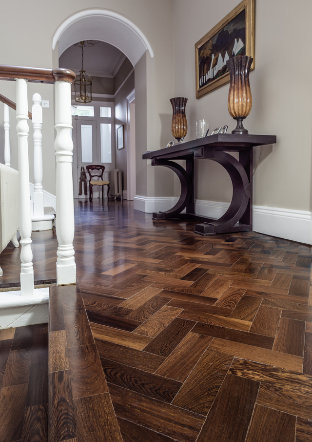 Reclaimed Wood | Hardwood Flooring | Solid Hardwood | Dublin